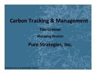 Supply Chain Management programs - Tim Greiner, Pure Strategies ...