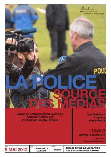 9 MAI 2012 - Université de Lausanne