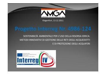 AMGA - Gestione Acquedotti e Protezione