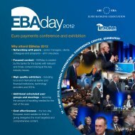 View the delegate brochure here. - EBAday