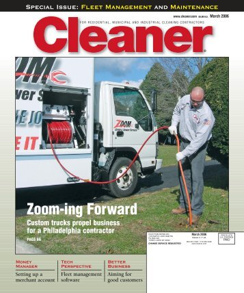 to Read Cleaner Article About ZOOM Drain & Sewer - US Jetting