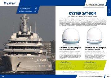 OYSTER SAT-DOM - MC Technologies