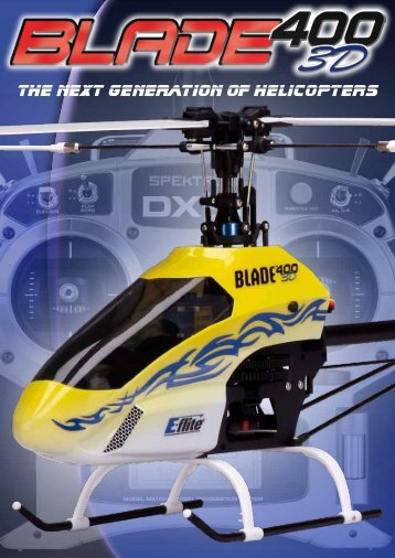 The next Generation of Helicopters - MR-Modellbaushop