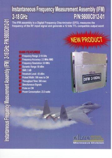 DIFM - ELISRA Microwave Division