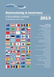 Restructuring & Insolvency - POTAMITISVEKRIS
