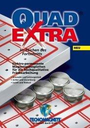 Download Quad-Extra Kataloge (.pdf format) - Tecnomagnete S.p.A.