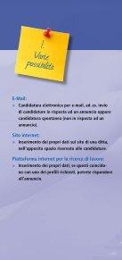 Candidatura elettronica - Area Lavoro - Page 2