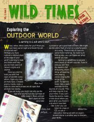 Spring2002 fro PDF - New Hampshire Fish and Game Department