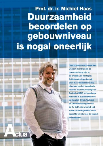 interview michiel HAAS.pdf - Architectura