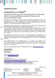 Erlangen, den 11 - Hungrig-Online