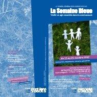 Téléchargez le programme de la semaine bleue - Vosges