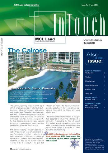 Hillcrest Villa - MCL Land