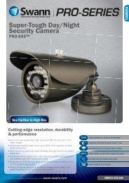 Super-Tough Day/Night Security Camera - Xpress Platforms