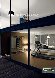 Wellness Collection. - Technogym