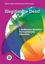 Illegitimate Debt! - Debt and Development Coalition Ireland