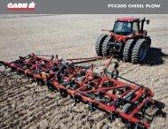 600-124 Case PTX 300 Brochure - Centre Agricole.ca