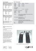 OhmMegasafe ISO 1Ex - DESITEK A/S - Page 3