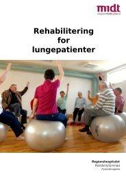 Rehabilitering for lungepatienter - Regionshospitalet Randers