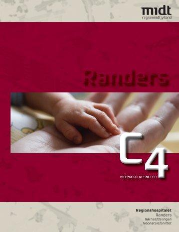 Velkommen til Neonatalafsnittet - Regionshospitalet Randers