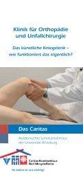 Knieendoprothethik – wie funktioniert das? - Prof. Dr. med ...