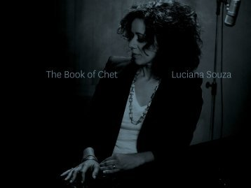 The Book of Chet Luciana Souza