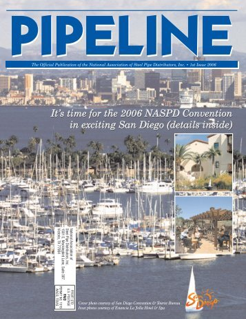 It's time for the 2006 NASPD Convention in exciting San Diego ...
