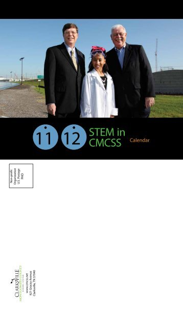 CMCSS STEM in - Clarksville-Montgomery County Schools