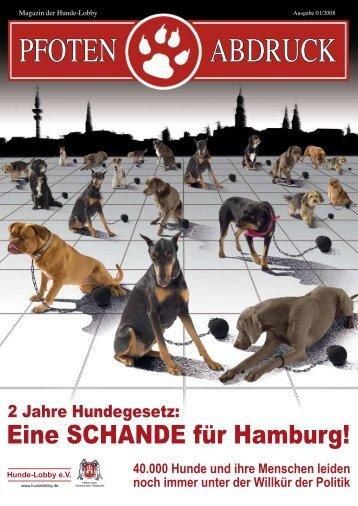 Pfotenabdruck 01/2008 (pdf, 7396kb) - Hundelobby
