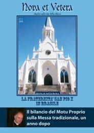 n°5 - Fraternità Sacerdotale di San Pio X