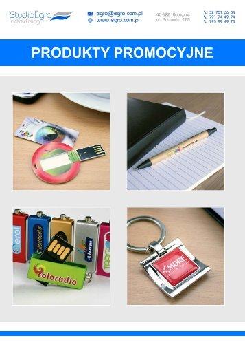 Katalog - Nowe gadżety promocyjne