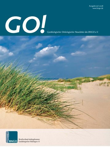 BNGO Newsletter Juli 2008