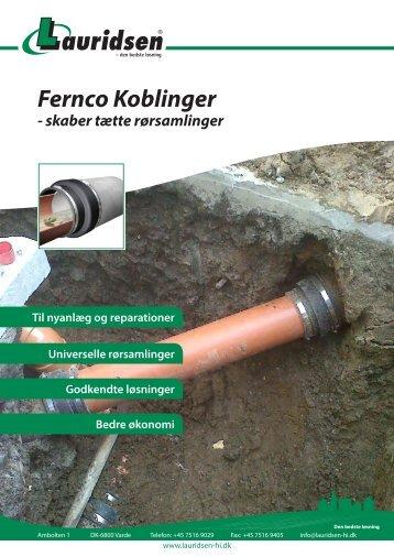 Fernco Koblinger - Lauridsen Handel og Import A/S