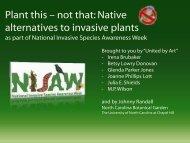 here [PDF] - North Carolina Botanical Garden - The University of ...