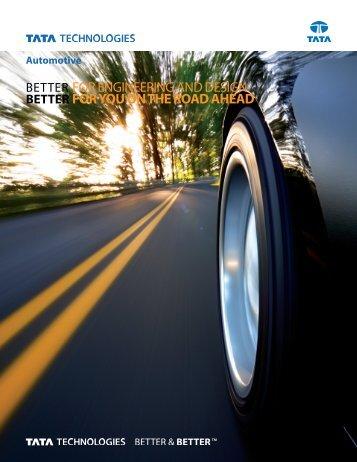 Automotive Brochure - Tata Technologies