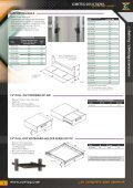SHELVING SHELVING ACCESSORIES - Conteg - Page 3