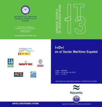 diptico JT I+D+I Sector Maritimo
