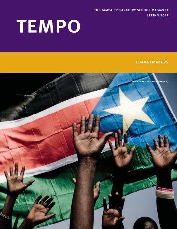 Tempo - Tampa Preparatory School