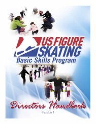 Basic Skills Directors Handbook - Ice skating resources