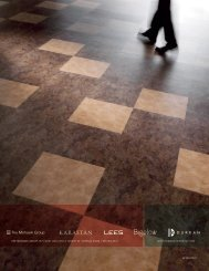 Hard Surface Brochure - Mohawk Group