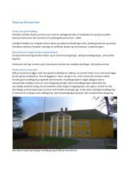 Skaarup Seminarium - Kulturarv Svendborg