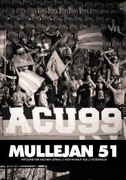 MULLEjAN 51 - Aachen Ultras