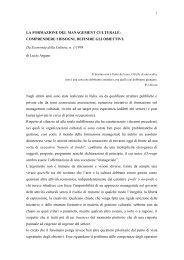Articolo L Argano Formazione del management cu - PMI-NIC