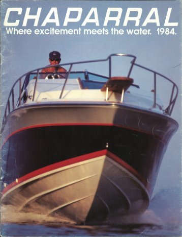 chaparral boats brochure?quality=85 owner's operator's manual chaparral boats owners club