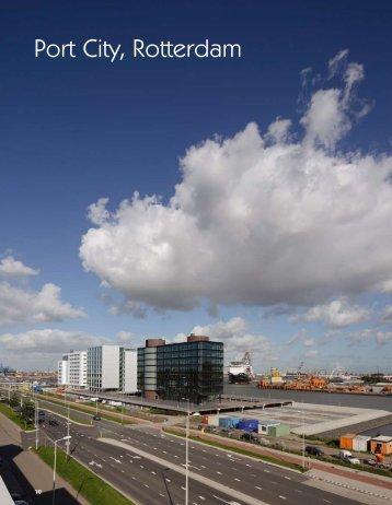 Port City, Rotterdam - Port of Rotterdam