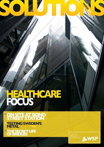 06 HEALTHCARE FOCUS - WSP Group