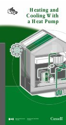 Heating and Cooling With a Heat Pump - City Green Solutions