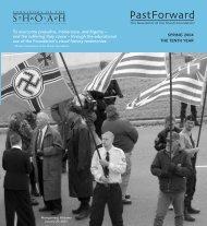 04 4/13 pdf - USC Shoah Foundation - University of Southern ...
