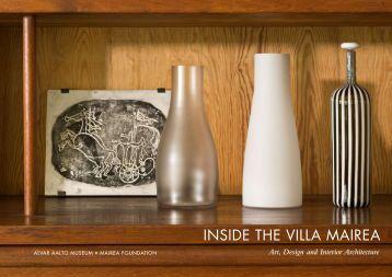 INSIDE thE VILLA MAIREA - Alvar Aalto MUSEO