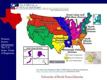 University of North Texas Libraries - Resources 4 Educators ...