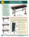 BJG Catalog 2013 - gas grills, charcoal grills, charcoal rotisseries - Page 4